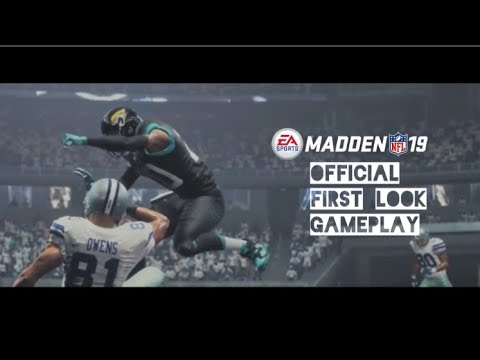 Madden NFL 19 First look & Game Play Game FX