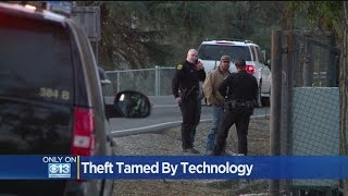 Technology Aims To Stop Patrol Car Theft