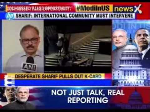 #ModiIn US: Nawaz Sharif blames 'Narendra Modi missed talks opportunity'