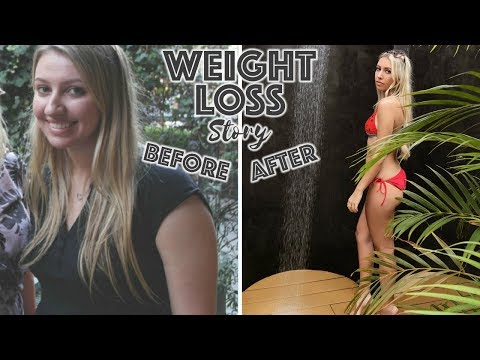 HOW I LOST WEIGHT - BEFORE & AFTER WEIGHT LOSS, HONEST UPDATE 2018, HEALTHY TRANSFORMATION |