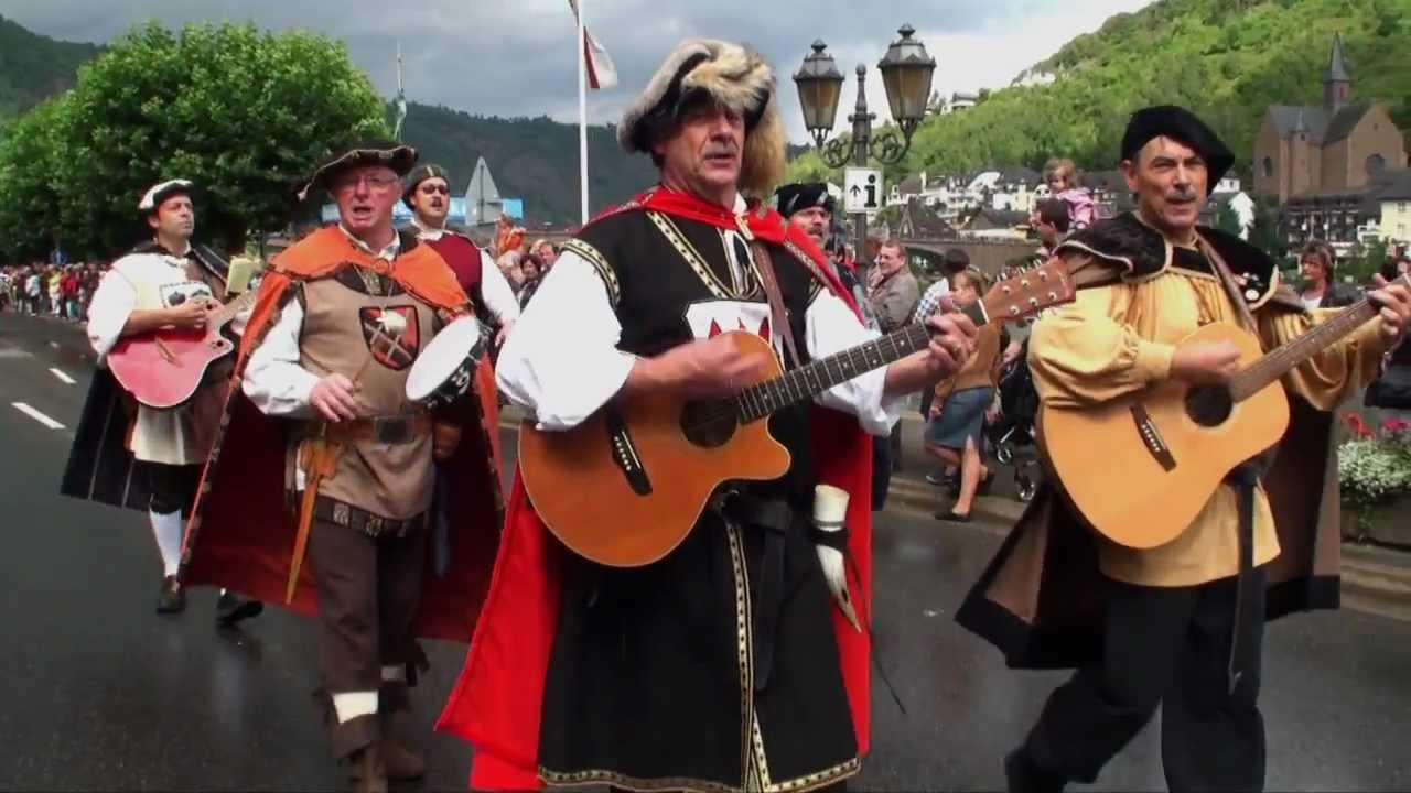 Festival del vino cochem mosela alemania turismo youtube - Cochem alemania ...