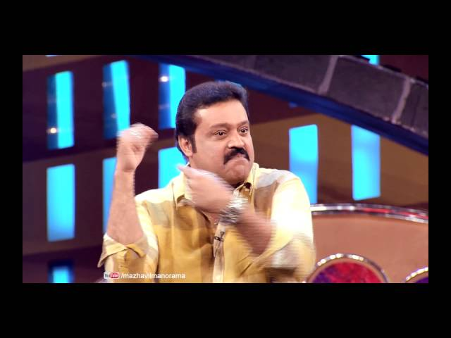 Cinemaa Chirimaa Suresh Gopi & Nadirsha on 9th September at 8 pm