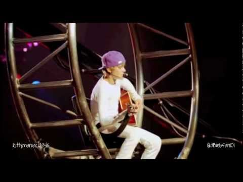 Justin Bieber - Favorite Girl Madison Square Garden video