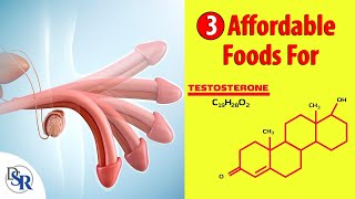 3 Most Affordable & Healthiest Testosterone Boosting Foods - Clinically Proven