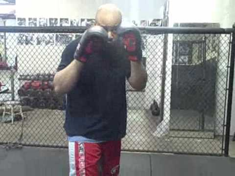 Boxing Training Advise South Paw Defense Tips. Image 1