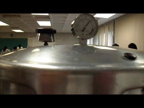 Esterilización por calor húmedo - FES Zaragoza