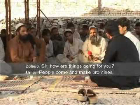 Street Talk - Azakhel  Afghan Refugees Camp (special report by Zohaib Saleem Butt) Part 7