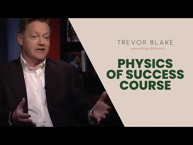 Physics of Success Course Trailer
