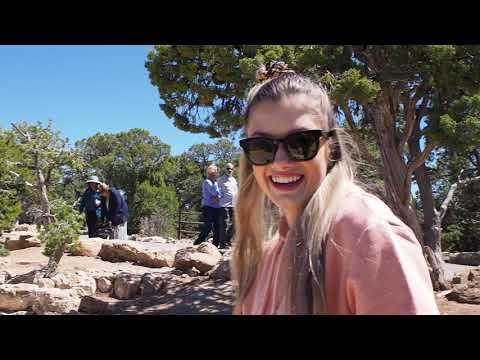 Road trip to Grand Canyon   VLOG #6