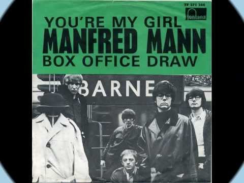 Manfred Mann - Box Office Draw