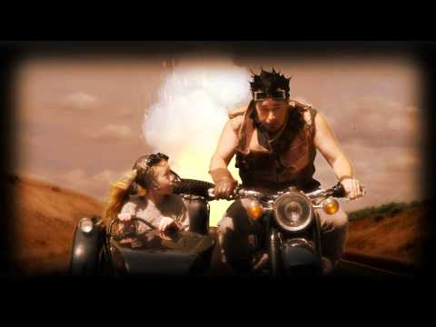 Abney Park - To The Apocalypse In Daddies Sidecar