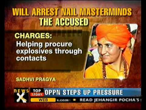 Samjhauta express blast: NIA arrests key accused-NewsX