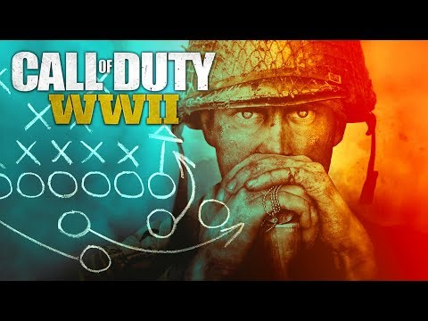 The Only Strategies that Work - COD WW2 (Call of Duty WWII)