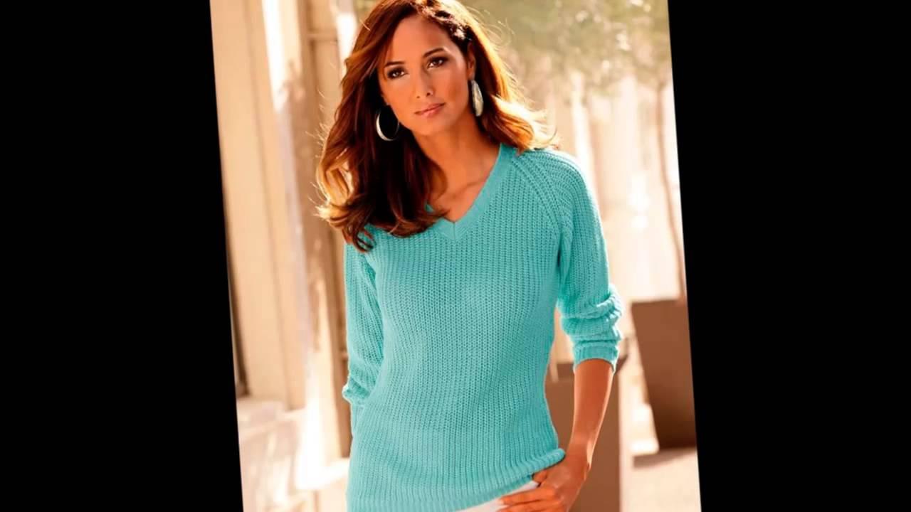 Вязание на спицах для девушек свитеров 258