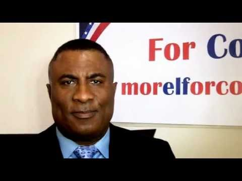 Emmanuel G. Morel Democratic Candidate  Florida's 21st Congressional district elections in 2014