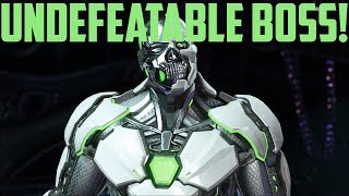 New Epic Starfire Gear + Impossible Grid Boss - Injustice 2