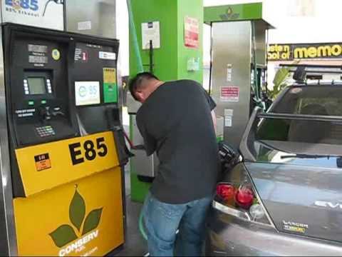 How Much Ethanol / E85 is in your car's gas tank? This gauge can tell you