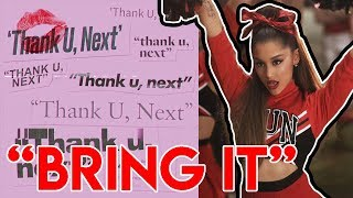 Ariana Grande Drops CLUES for her Thank U Next Music Video
