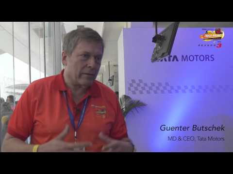 MD & CEO Guenter Butschek shares his first #T1PrimaRacing experience