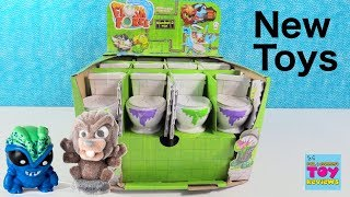 Flush Force Series 1 Color Change Figures Unboxing | PSToyReviews