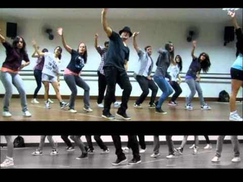 Usher - Scream Choreography - Eduardo Amorim video