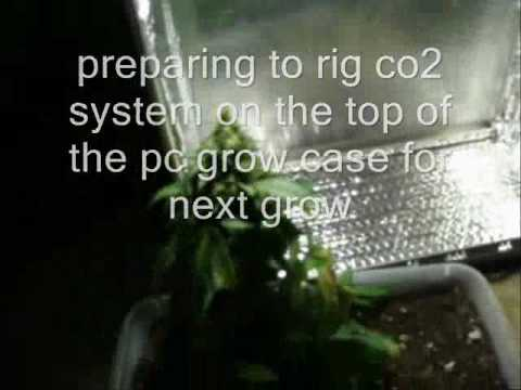 PC Grow Box; Stealth Marijuana Grow