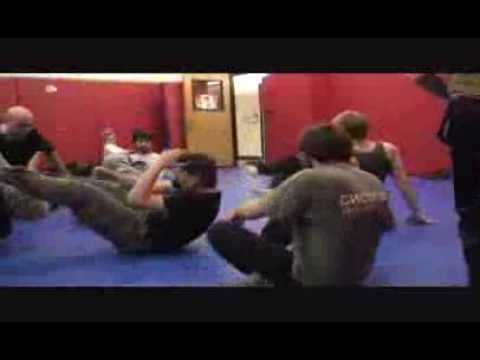 Training Systema Russian Martial Art at York U.wmv Image 1