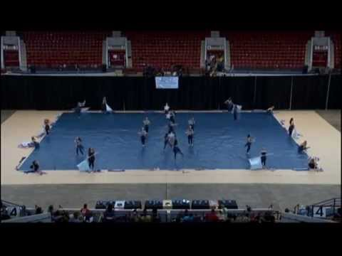 Mac Williams Middle School Winter Guard