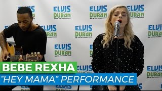 "Download Lagu Bebe Rexha - ""Hey Mama"" Acoustic 