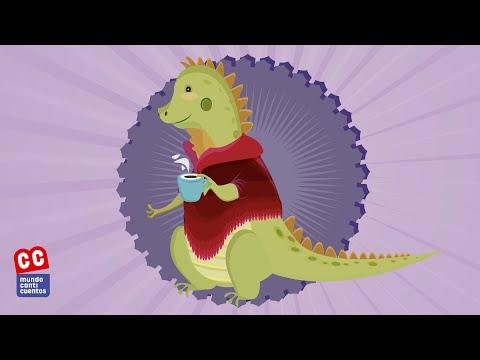 Canticuentos La Iguana y El Perezoso Letra