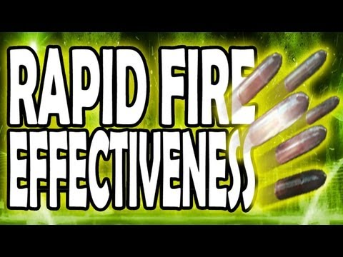 MW3 Tips and Tricks - Rapid Fire Effectiveness (Modern Warfare 3 Attachment Powered by Astro Gaming)