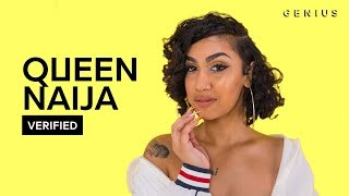 Queen Naija 34 Medicine 34 Official Meaning Verified