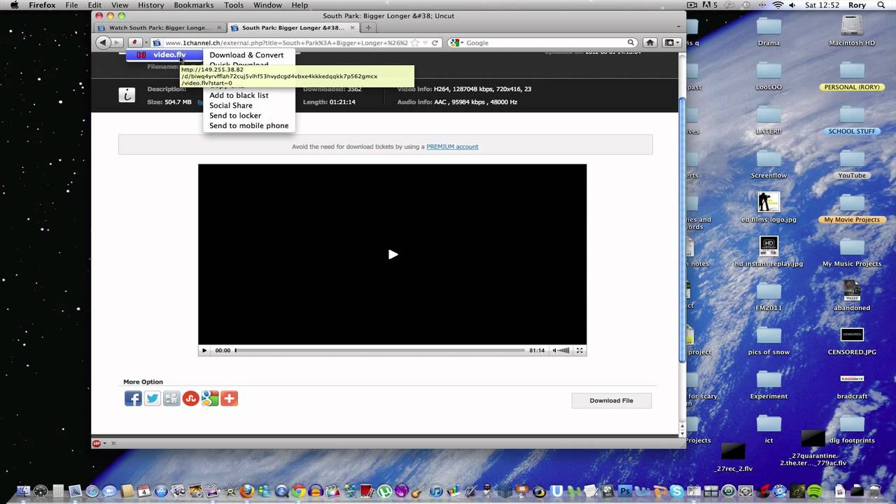How To Download Movies for Free -NO TORRENTS - Mac and PC [HD] - YouTube