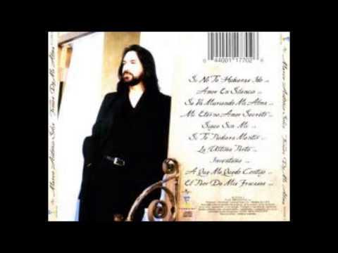 Trozos de mi alma - Marco Antonio Solís (álbum completo 1999)