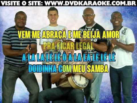 Molejo   Doidinha Por Meu Samba