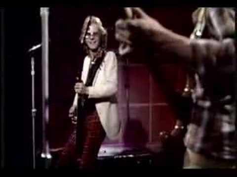 Wishbone Ash - Jail Bait - 1971 Video
