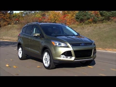 ► All-New 2013 Ford Escape