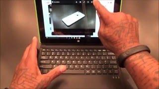iRulu Walknbook 10.1-Inch 32 GB  2 In 1 Windows 10 Tablet PC