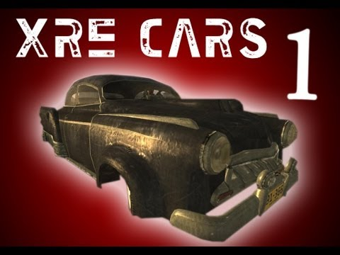 Fallout New Vegas Mods: XRE Cars - Part 1
