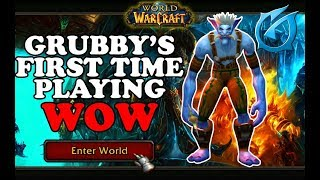 Grubby   World of Warcraft   Roleplaying   Grubby's First Time Playing WoW!