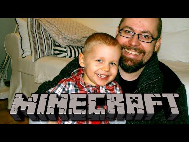 Minecraft - Rock & Mikołaj