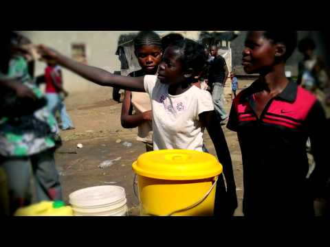 Sponsored Youth Provide Clean Water in Zambia | Children International