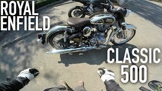 2017 Royal Enfield Classic 500 Review
