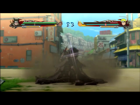 Naruto Shippuden Ultimate Ninja Storm Revolution: All Characters Ultimate Jutsu + Timing Tag 720p