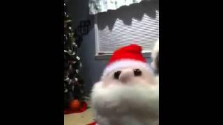 Santa makes a ringtone