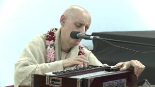 2011.04.25. Mantra Meditation Kirtan, HG Sankarshan Das Adhikari - Kaunas, LITHUANIA