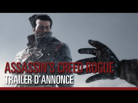 Assassin's Creed Rogue – Trailer d'annonce