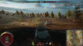 Боль в рандоме World of Tanks ps4