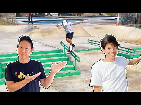 HAWAII SKATE ADVENTURE with Chris Chann, Jason Park & Friends!