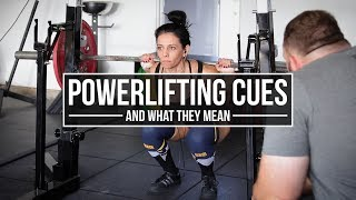 Powerlifting Cues And What They Mean | Squat | JTSstrength.com
